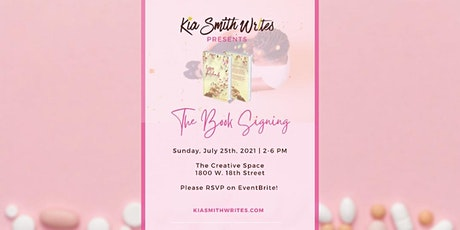 Kia Smith Writes Presents: The Book Signing tickets