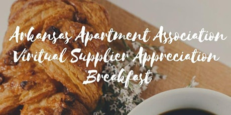 AAA Virtual Supplier Appreciation Breakfast tickets