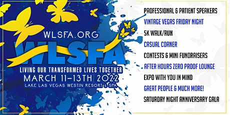 WLSFA Las Vegas Making a Difference Bariatric Patient Conference tickets