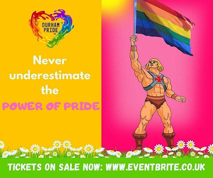 Durham Pride 2021 image