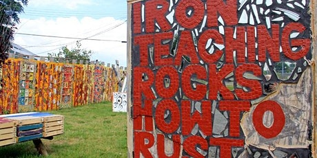 """""""Rocks Teaching Iron to Rust"""" Tour of African Bead Museum by Olayami Dabls tickets"""