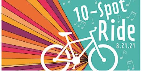 10-Spot Ride with Bike Newport tickets