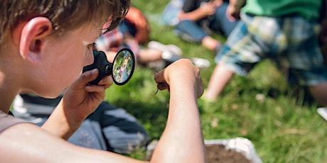 Parent Child Workshop: Soil Exploration for kids ages 8-12 tickets