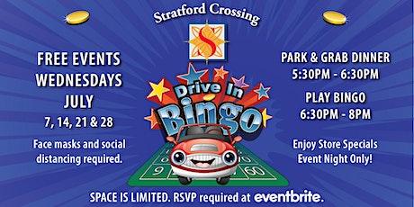 Stratford Crossing Bingo Night - Night 1 tickets