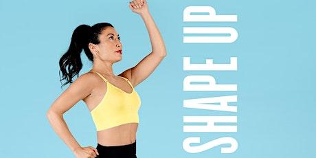 SHAPE UP - Wellness Series tickets