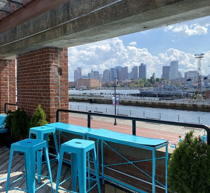 barre3 South End Pop-Up Series at The Anchor image