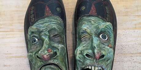 LowellArts Adult/Teen Class: Witch in a Wooden Shoe tickets