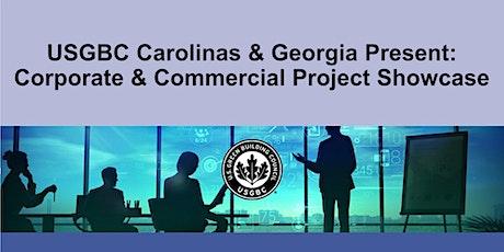 USGBC Carolinas  &  Georgia: Corporate & Commercial LEED Project Showcase tickets