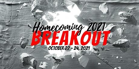 MMVT Homecoming 2021: BREAKOUT! tickets