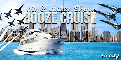 Air & Water Show Booze Cruise tickets