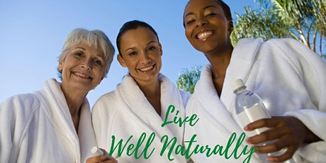 Live Well Naturally - Women's Health And Hormones tickets