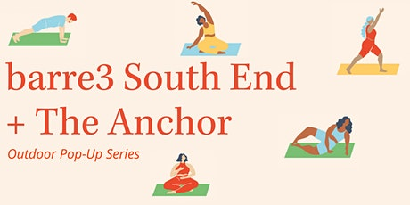 barre3 South End Pop-Up Series at The Anchor tickets