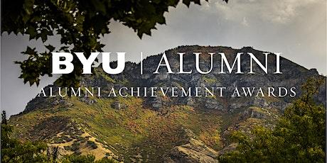 Alumni Achievement Awards Luncheon Registration tickets
