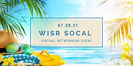 WISR SoCal Summer Networking Event tickets