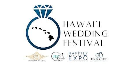 Hawai'i Wedding Festival - O'AHU 2021 tickets