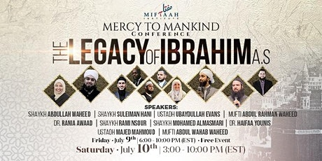 Mercy to Mankind Conference Fri/Sat tickets
