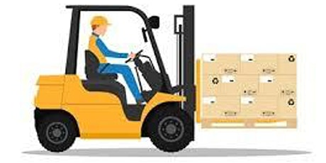 Forklift Certification Course - Cook Campus tickets