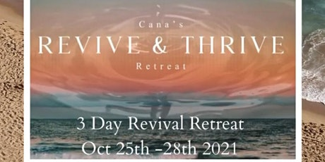 Revive & Thrive Retreat tickets