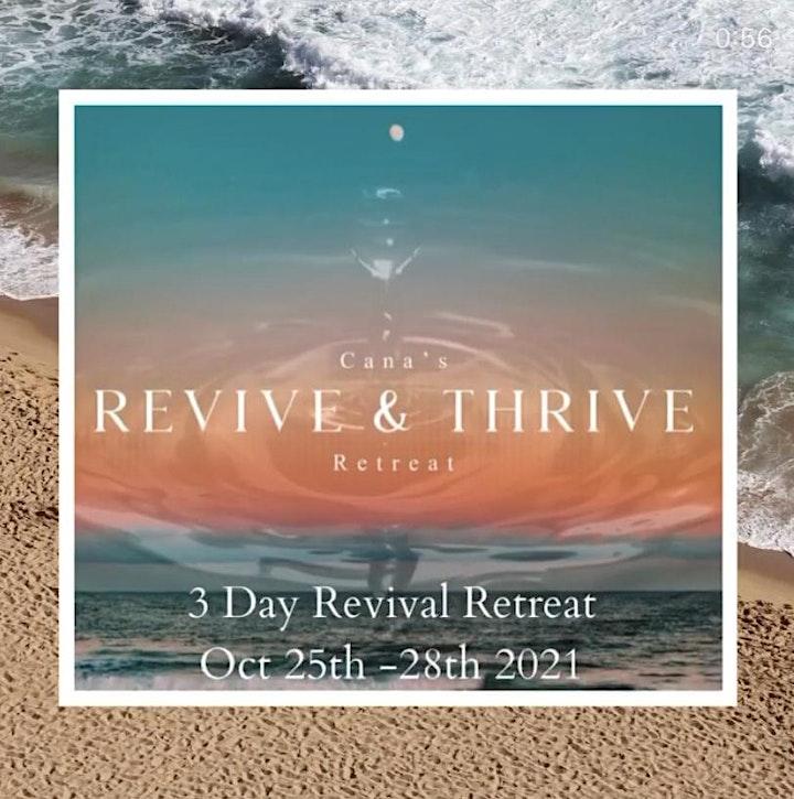 Revive & Thrive Retreat image