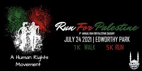 Run for Palestine | Calgary tickets