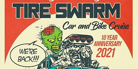 Tire Swarm Car and Bike show with Rick Lindy & The Wild Ones tickets