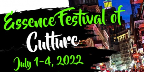 Essence Festival of Culture 2022 tickets