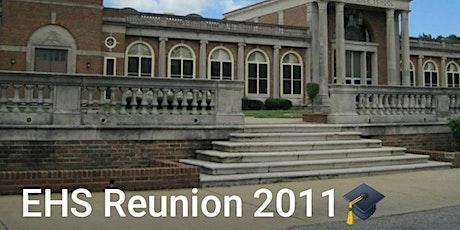 EHS c/o 2011 Reunion tickets