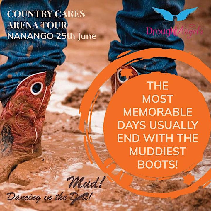 Country Cares Arena Tour_Nanango image