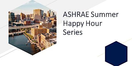 ASHRAE Summer Happy Hour Series -August tickets