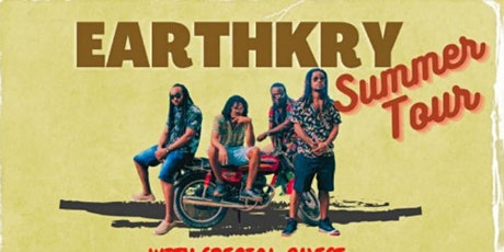 EarthKry  Live In Concert with Special appearance by RikJam tickets