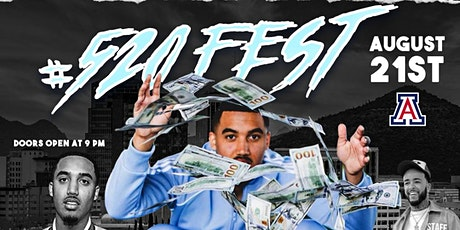#520Fest Mike Sherm LIVE in Tucson tickets