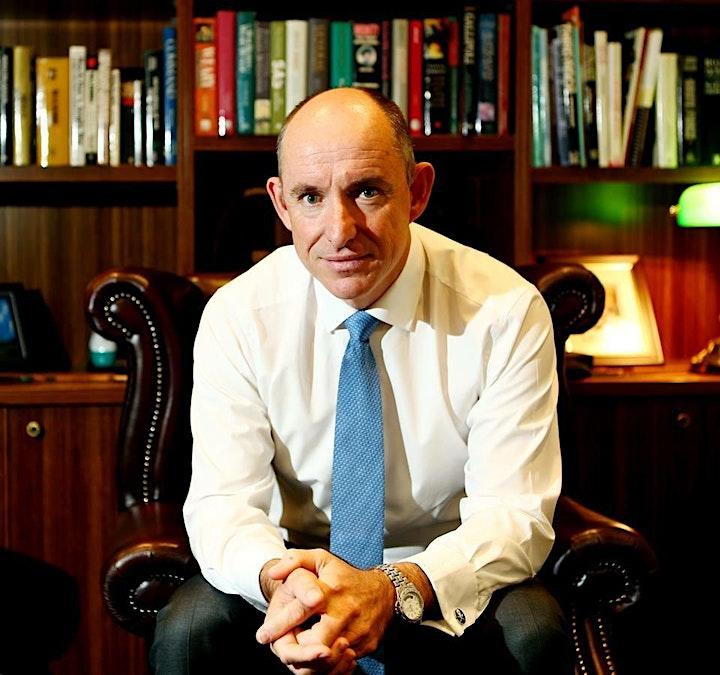 AIIA Discussion with The Hon Stuart Robert MP image