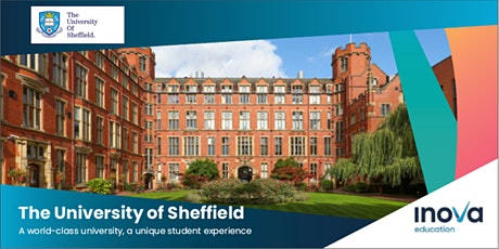 ¡Hola Colombia! Estudia en la Universidad de Sheffield boletos