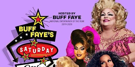 """Buff Faye's """"Legendary Divas"""" Drag Brunch ** Gastonia ** tickets"""
