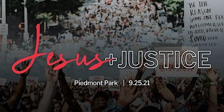 Jesus + Justice Gathering tickets
