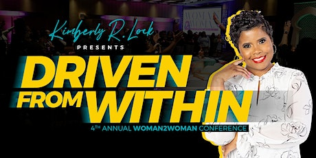 Woman2Woman Conference 2021 - Driven From Within tickets