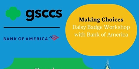 Bank of America Presents: Making Choices Leaf Workshop for Daisies tickets