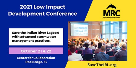 Low Impact Development Conference tickets