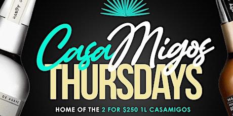 Thirsty Thursday's + Steak Night! tickets