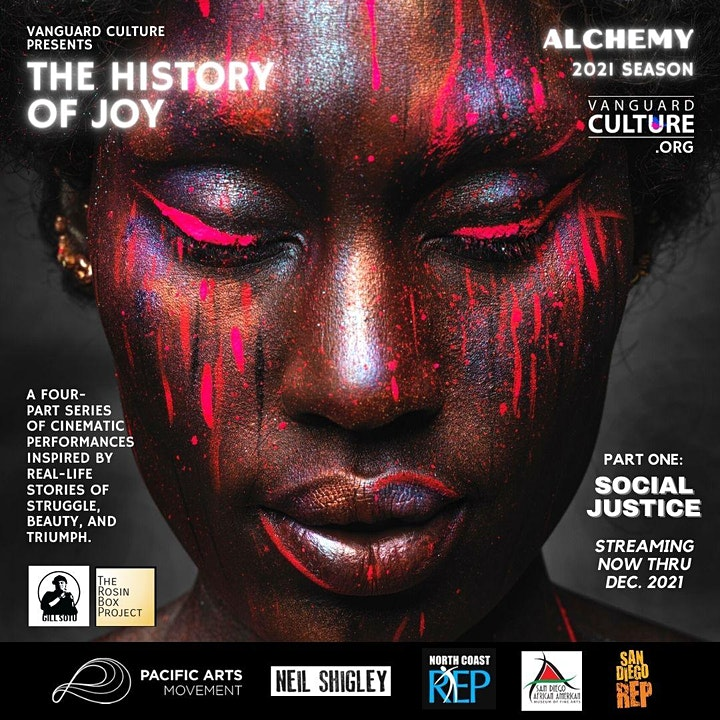 """Streaming of """"The History of Joy - Generations & Sacred Rituals image"""