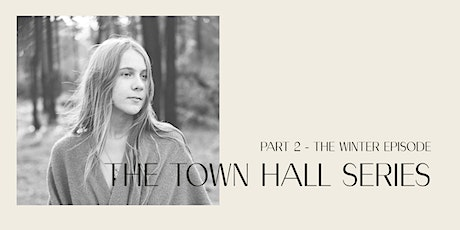 The Town Hall Series Part 2 tickets