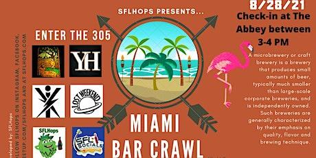 South Beach Bar Crawl tickets