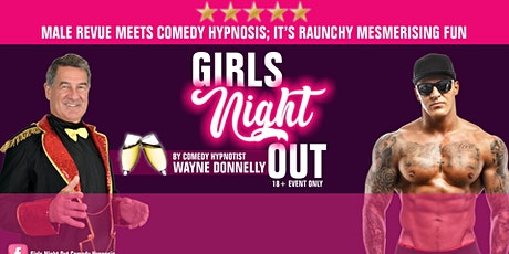 Girls Night Out Comedy Hypnosis at Katoomba RSL tickets