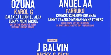 Baja fest festival tickets