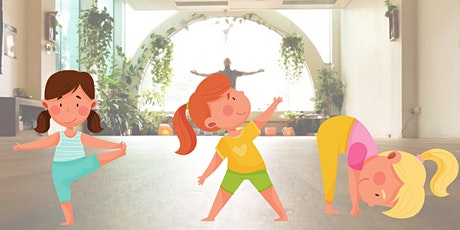 Kids Yoga With Duina - Ages 4 to 8 tickets