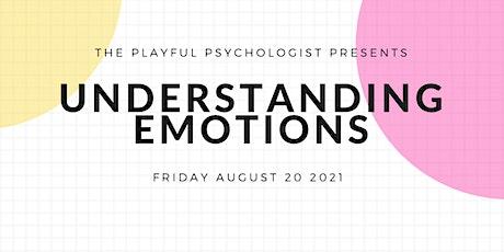 Understanding Emotions tickets