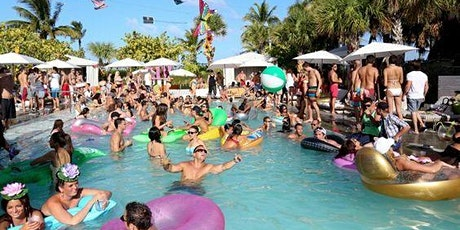 Miami Pool Party - Ladies Only House Music tickets