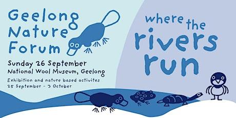 Geelong Nature Forum 2021 tickets