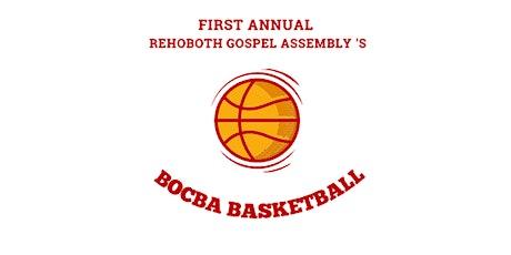 RGA First Annual BOCBA Tournament tickets