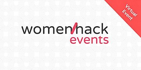WomenHack -Brussels  Employer Ticket- October 21, 2021 tickets